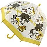Bugzz - Parapluie transparent Fille - Modèle Safari