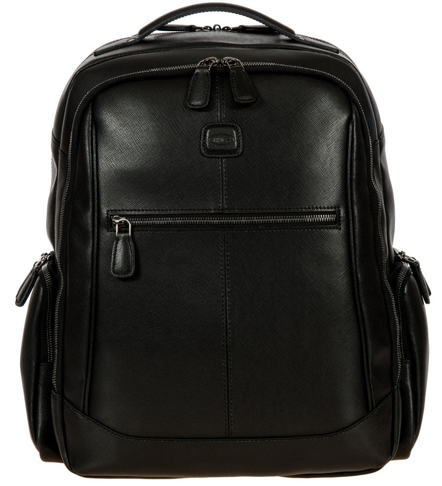 BRIC'S Varese Executive Backpack - Large (Black)