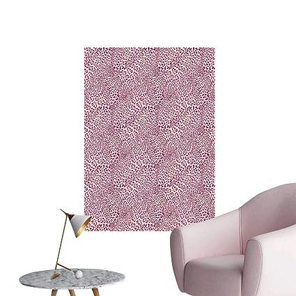 Amazon.com: Wall Art Prints Animal Print Leopard Skin ...