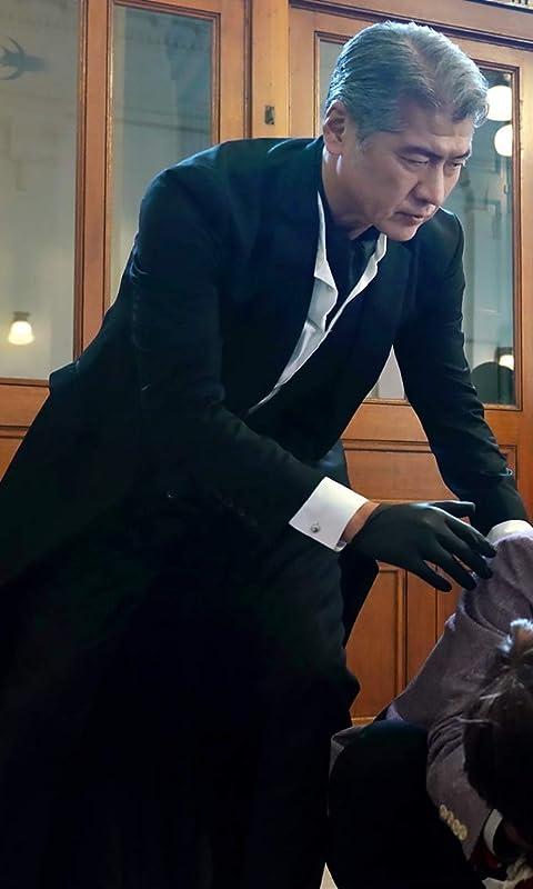 吉川晃司 『探偵・由利麟太郎』由利麟太郎(ゆり りんたろう) FVGA(480×800)壁紙画像