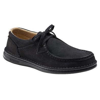 a86ddf8113a Birkenstock Pasadena Men Nubukleder Black Größe 41 Normal