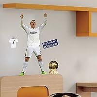 Real Madrid CF Cristiano Ronaldo pegatinas de pared