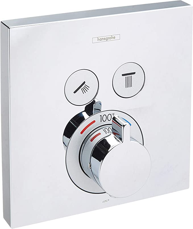 Hansgrohe Thermostatic Shower Valve