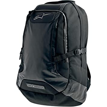 Charger CouleurNoirAuto À Alpinestars Dos Sac bfy76vgY
