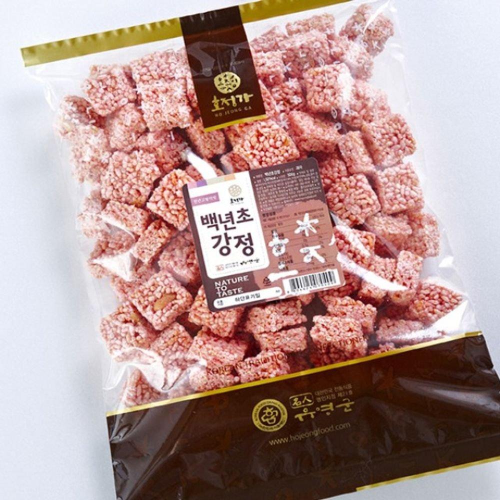Changpyeong Medicinal Herb Crunch 500G 강정