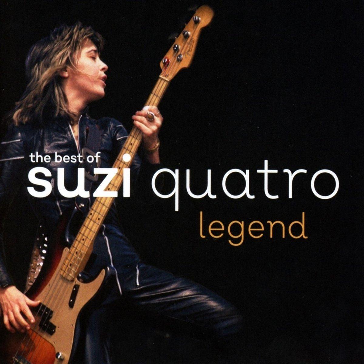 Vinilo : Suzi Quatro - Legend: The Best Of (United Kingdom - Import)