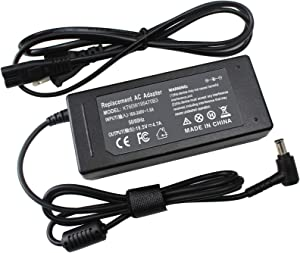 LNOCCIY 19.5V 4.7A 90W AC Adapter Charger for Sony VAIO VGP-AC19V37 VGP-AC19V61 VGP-AC19V33 VGP-AC19V20 VGP-AC19V10 VGP-AC19V12 PCG-4121Gl PCG-61A14L PCG-91311L VPCF236FM VPCCW21FX VGN-CR240E