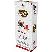 Cápsulas de Café Intenso Espresso Italia, Compatível com Nespresso, Contém 10 Cápsulas