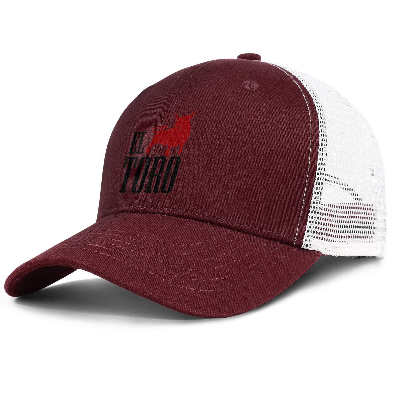 WintyHC Toro Cowboy Hat Bucket Hat Adjustable Fits Baseball Cap