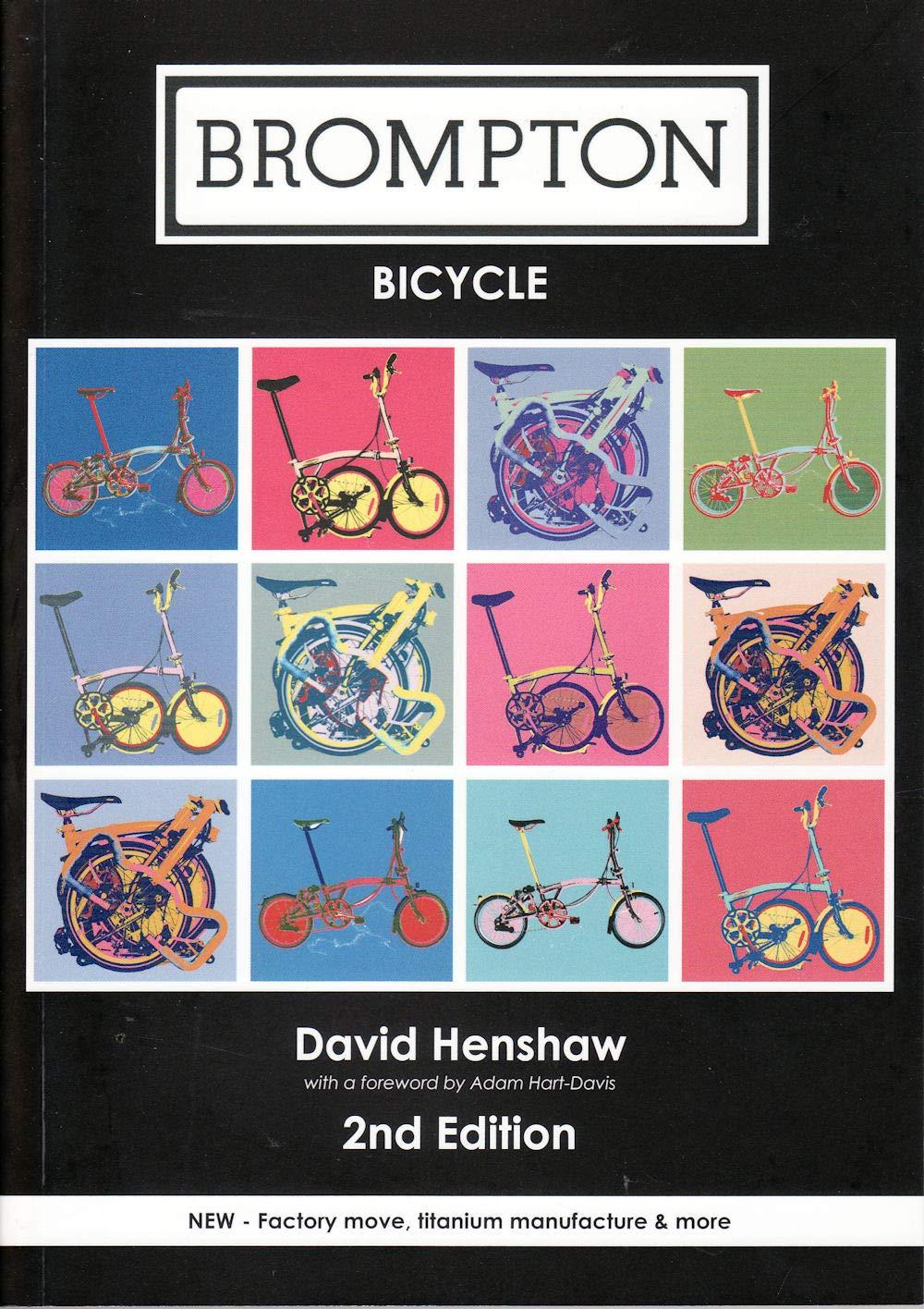 Henshaw, D: Brompton Bicycle: Amazon.es: Henshaw, David: Libros en ...