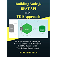 Building Node.js REST API with TDD Approach: 10 Steps Complete Guide for Node.js, Express.js & MongoDB RESTful Service with Test-Driven Development (English Edition)