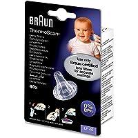 Braun LF40lente filtros para oído Thermoscan termómetros–Pack