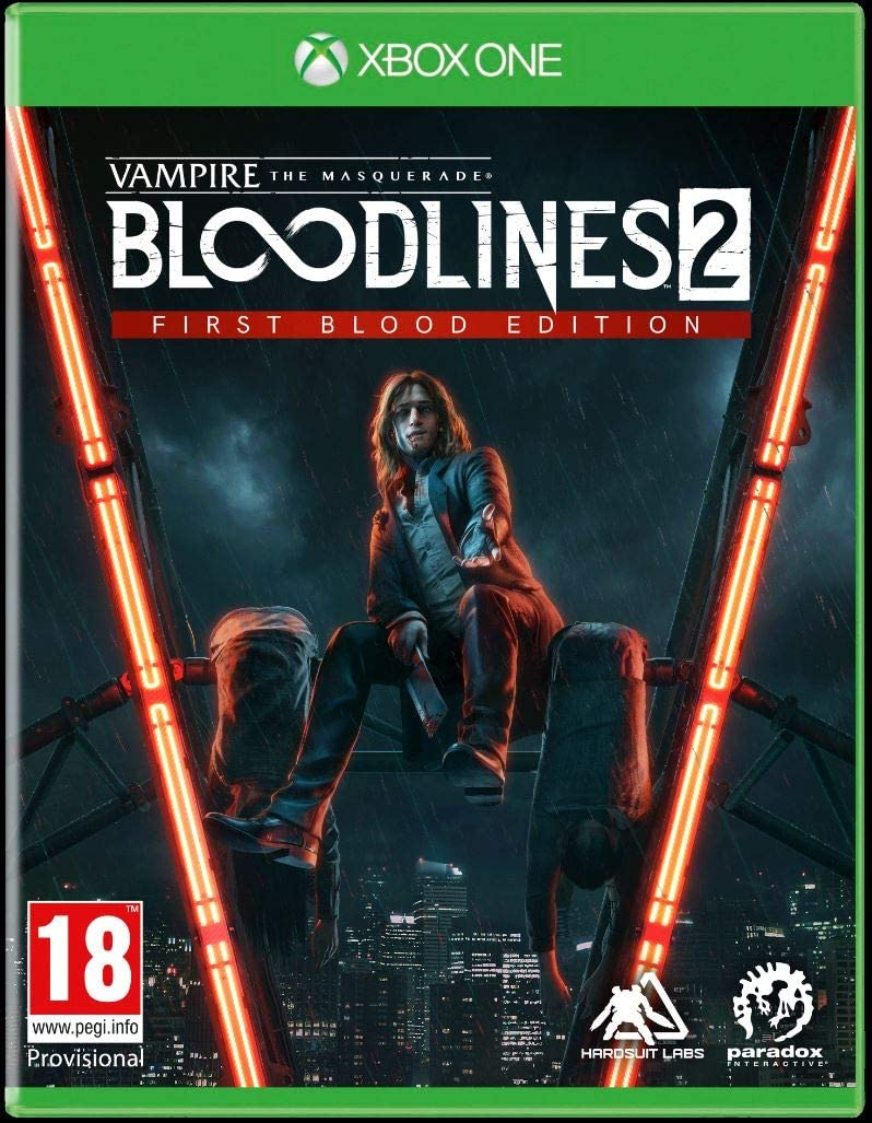 Vampire The Masquerade Bloodlines 2 - PlayStation 4: Amazon.es: Videojuegos