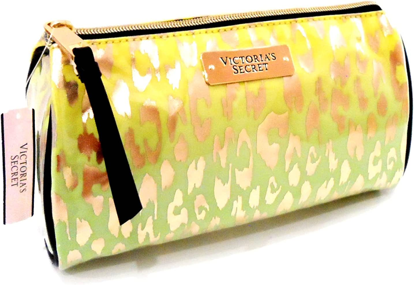 Neceser para Maquillaje Victorias Secret Amarillo: Amazon.es: Zapatos y complementos
