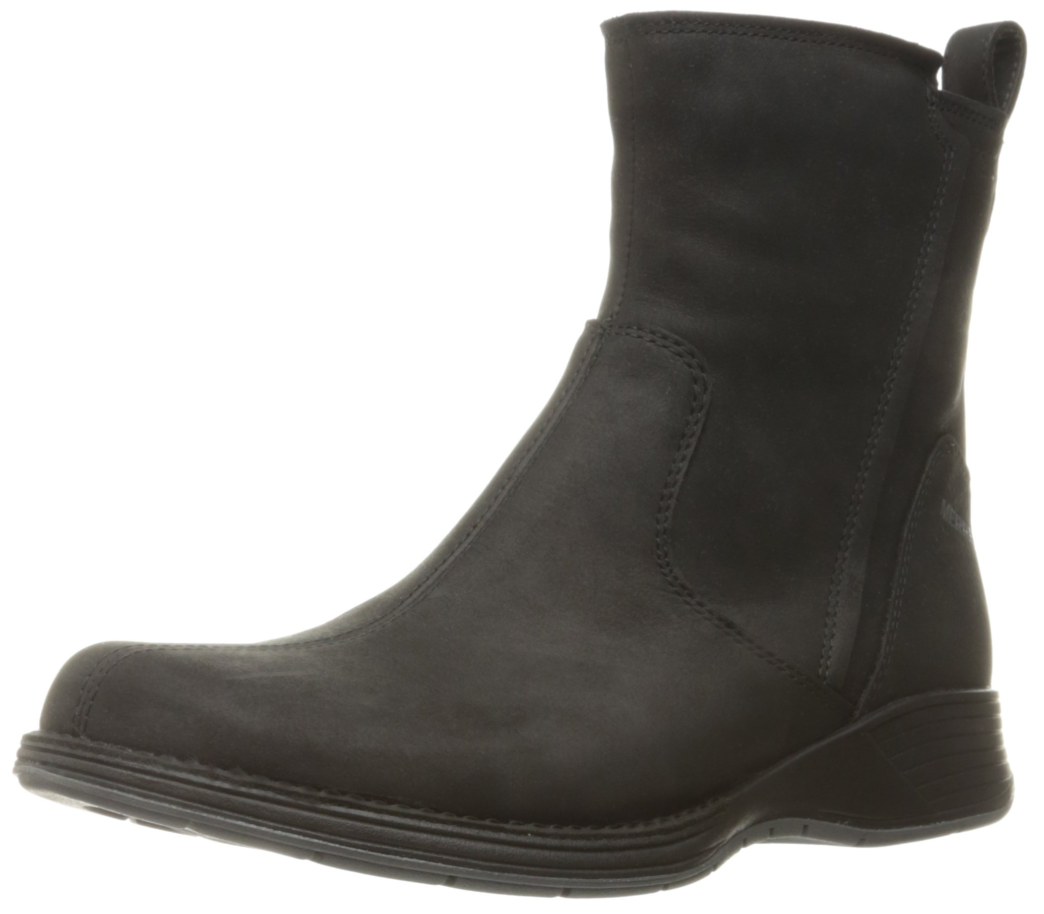 Women's Waterproof Leather Ankle Boots: Amazon.com