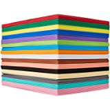 EVA Foam Handicraft Sheets (80 Pack) Colorful Crafting Sponge for DIY Projects by My Toy House | Thick and Soft Paper…