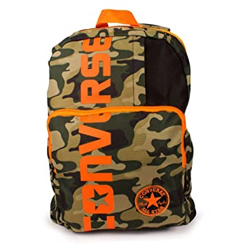 41f6117ab4 Converse All Star Camo Backpack.  Amazon.co.uk  Luggage