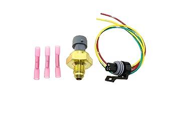 Exhaust Back Pressure Sensor for 6 0 Ford Powerstroke