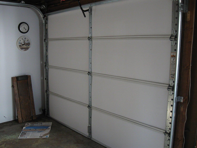 Foam garage door insulation - Matador Garage Door Insulation Kit Designed For 7 Foot Tall Door Up To 9 Feet Wide Amazon Com