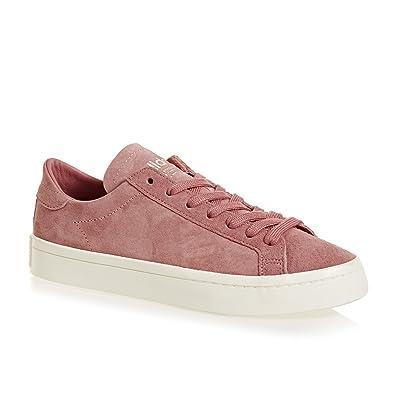 adidas court vantage damen rosa