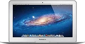 Apple MacBook Air MD711LL/B 11.6-Inch Laptop (4GB RAM, 128 GB HDD,OS X Mavericks) (Renewed)