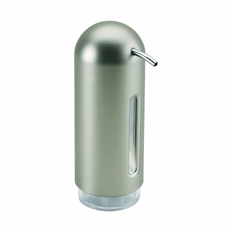 umbra penguin soap pump nickel amazonca home  kitchen -
