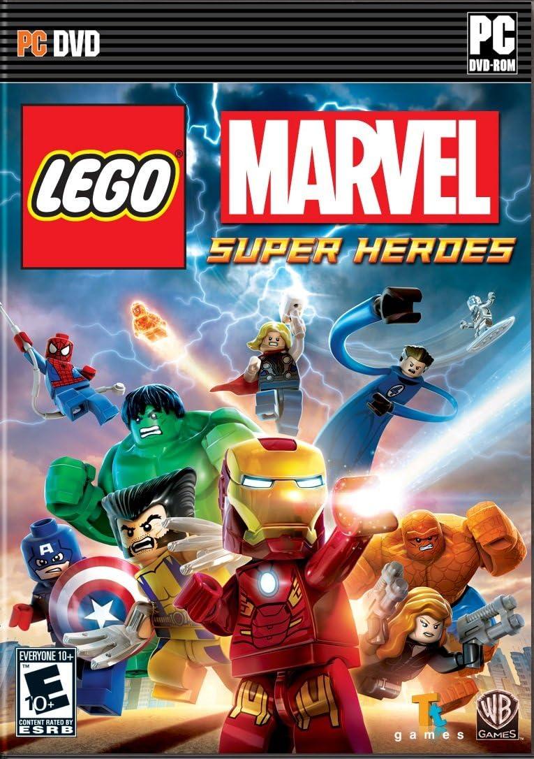 Lego Marvel Super Heroes : Super Heroes | TT Games