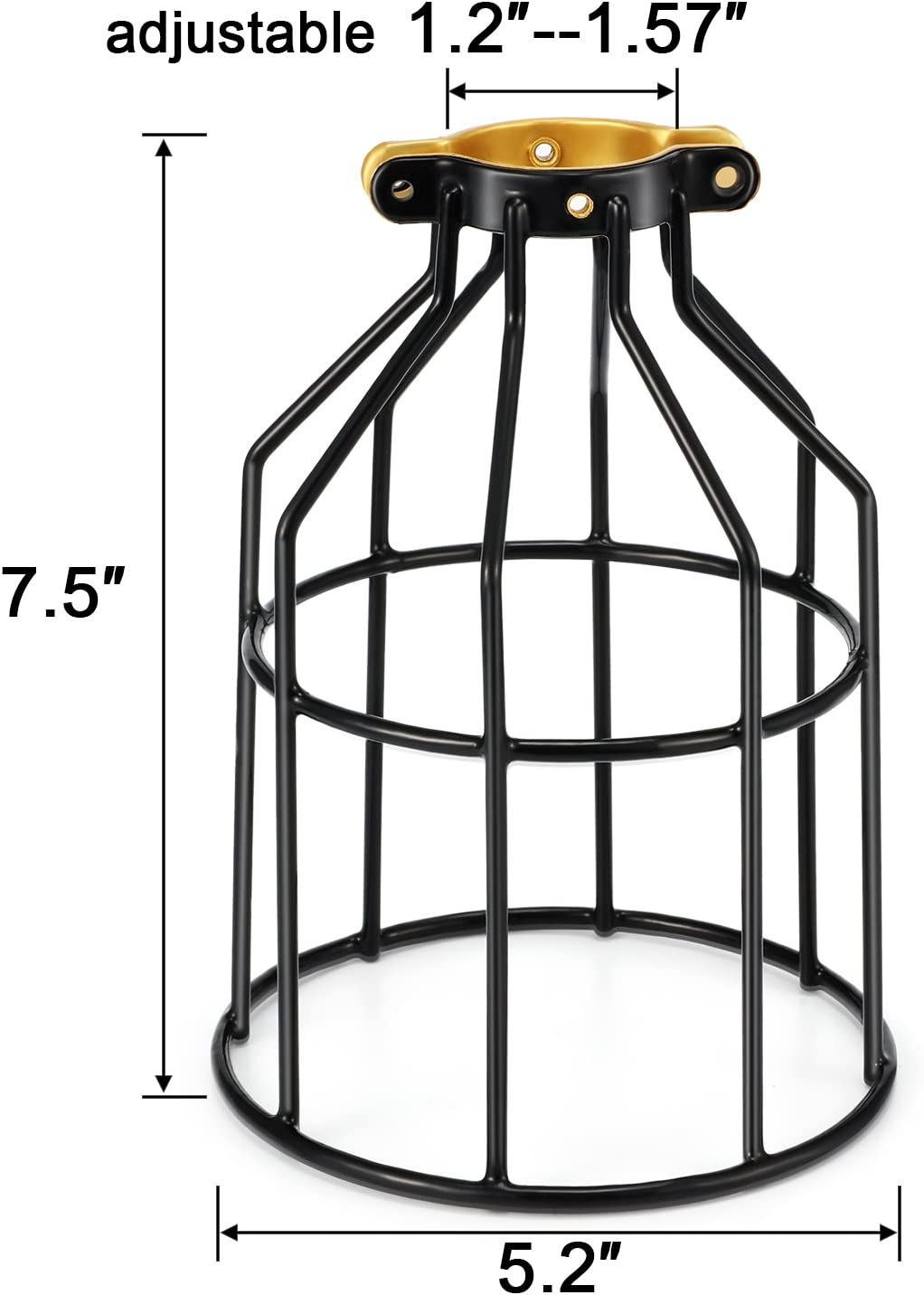 73E2 Black Base Screw Lamp Holder Bulb E27 Socket ES Accessory Light