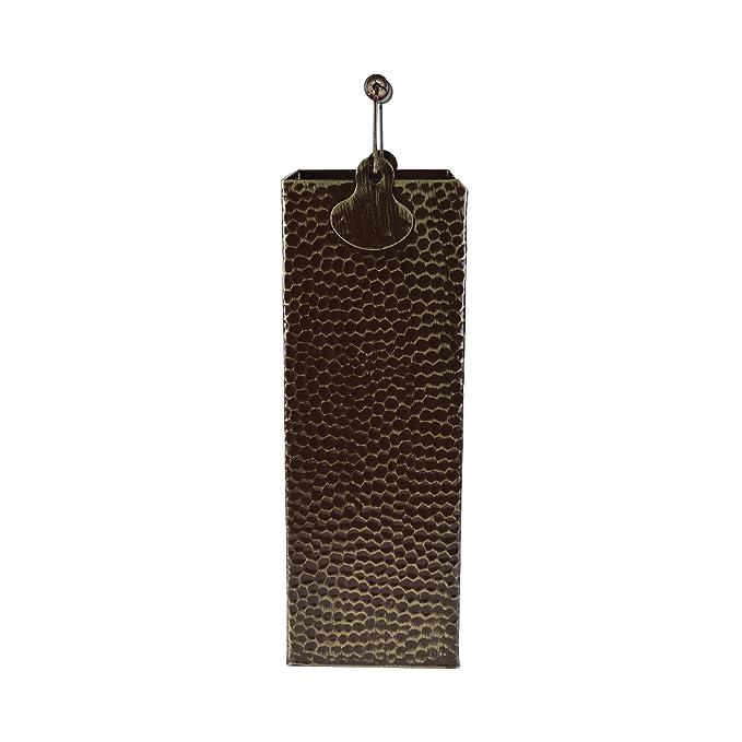20//15//40 cm Contenedor para le/ña Caj/ón de almacenamiento Kamino-Flam Cesta para carb/ón Cubo para le/ña Caja para almacenar le/ña y carb/ón