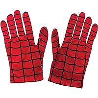 Spiderman - Guantes para disfraz de niño, talla