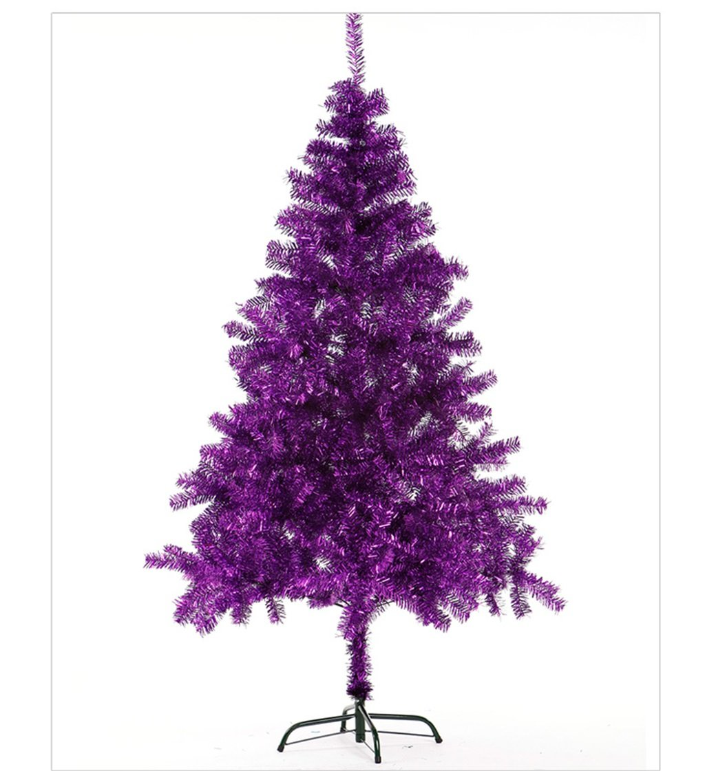 GY Christmas Tree-1.5M Encrypted Purple Christmas Tree Encrypted Christmas Tree Christmas Ornament Christmas Tree /+-+/