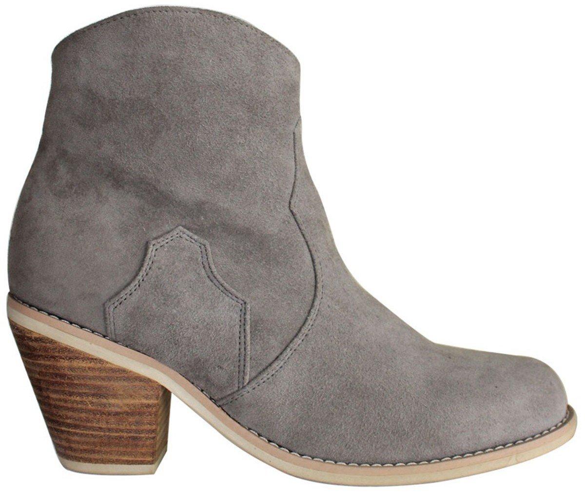 11sunshop - Botas para mujer44 gris En línea Obtenga la mejor oferta barata de descuento más grande