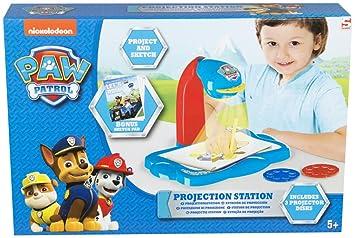 SAMBRO- Paw Patrol Proyector Portátil Infantil, Color Azul (PWP9 ...
