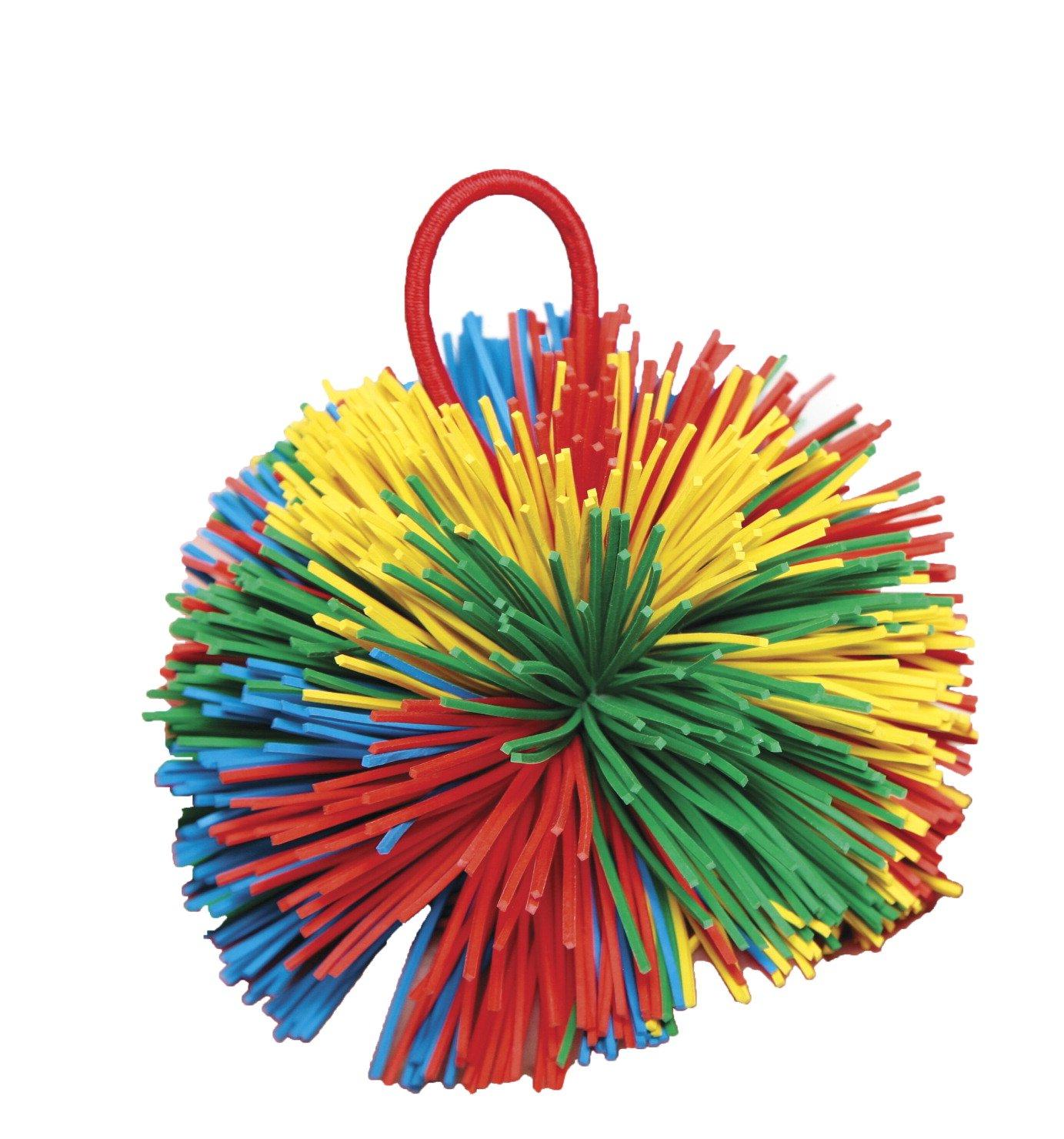Sportime Rub R Pelota de cuerda, varios colores, diámetro de 10,16 ...