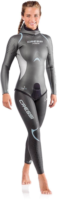 Cressi Free Traje para Nadar Mujer 3.5 mm