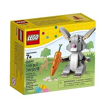 Jouet Pâques Lego Lapin 40086 De Ensemble srtChQd