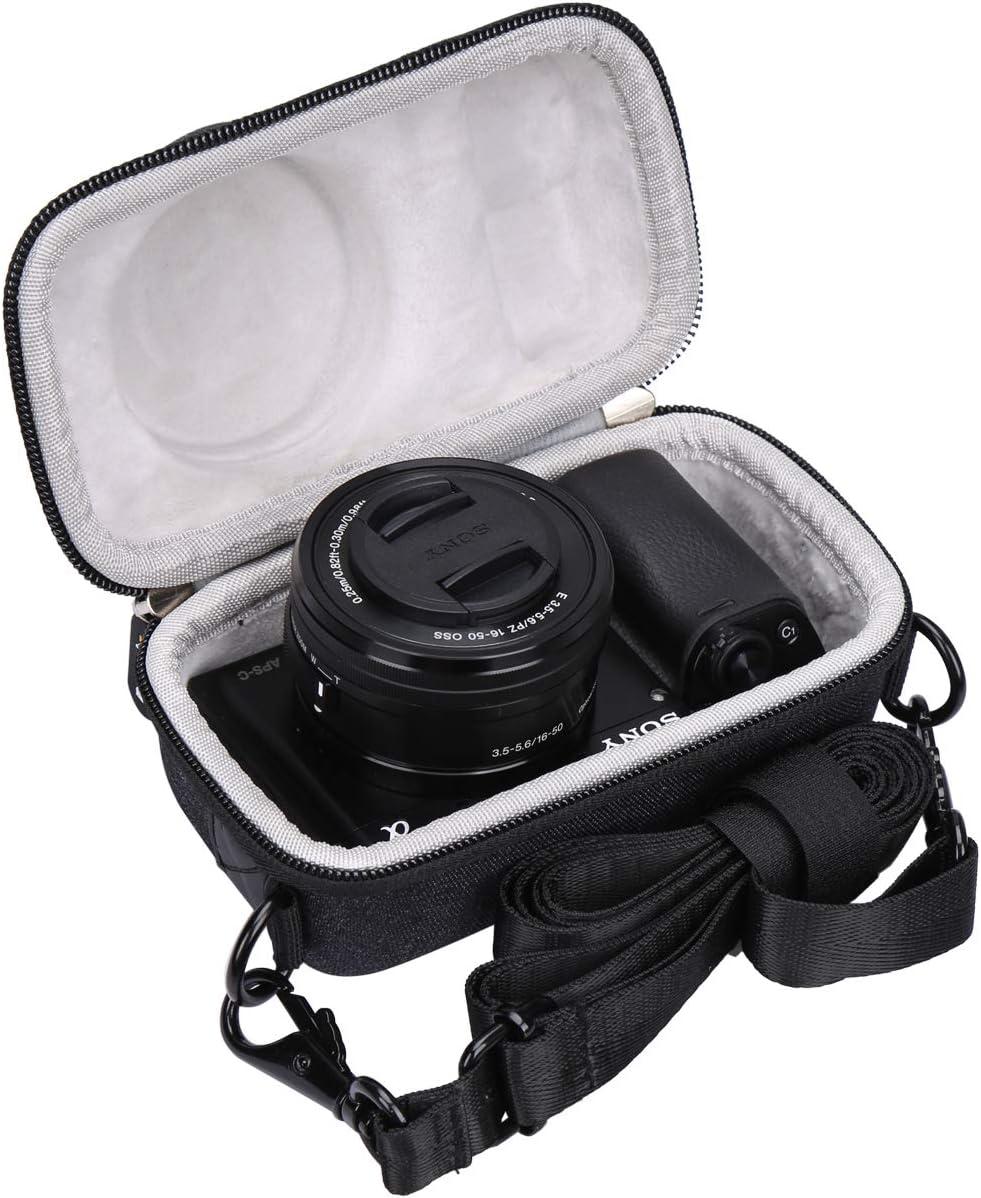 Amazon Com Aproca Hard Storage Travel Case For Sony Alpha A6000 Mirrorless Digital Camera Camera Photo