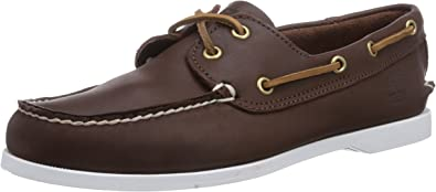 Timberland Classic Boat Shoes 2-eye Boat Shoes Deck Shoes Men/'s Shoes 74035