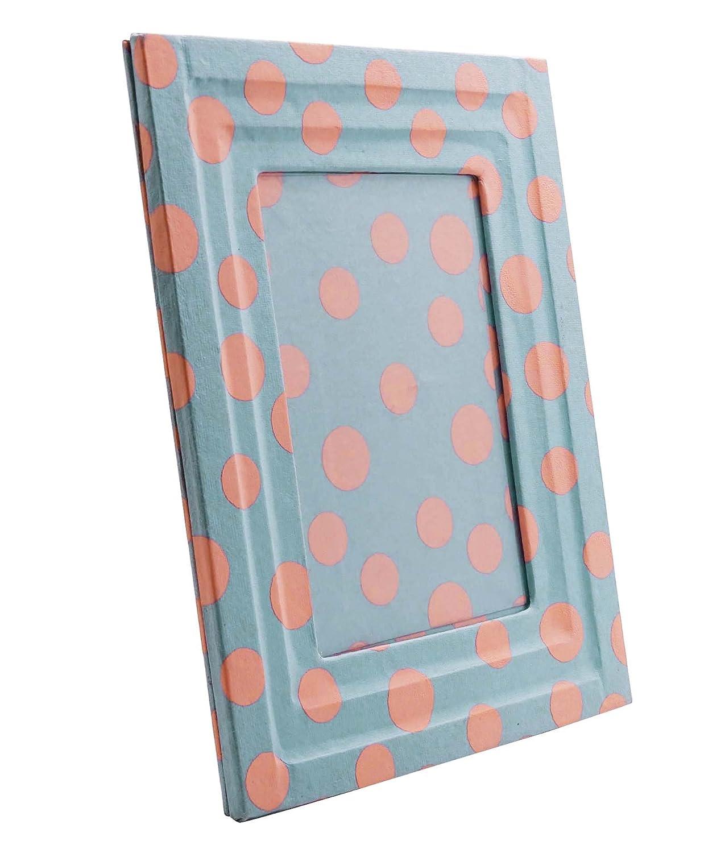 Amazon.de: dekorative Pappe Fotografen Bilderrahmen hält 6 x 4 ...