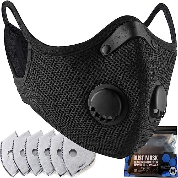 Base Camp M Plus Dust Mask