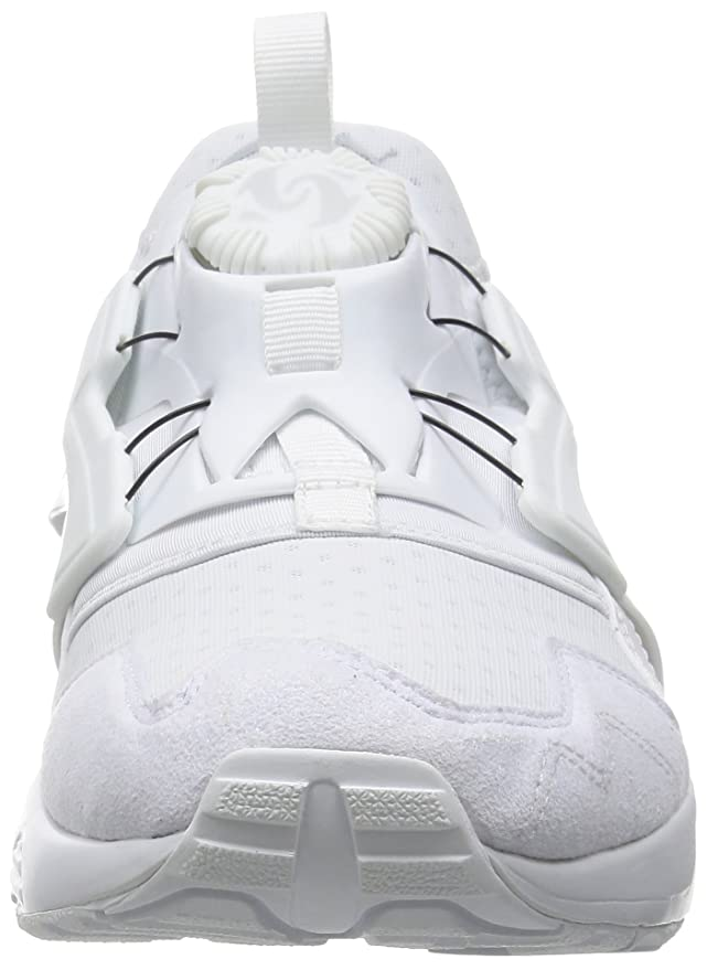 4ac82fc13a3 Puma TRINOMIC DISC BLAZE Chaussures Mode Sneakers Unisex Blanc Trinomic   Amazon.fr  Chaussures et Sacs