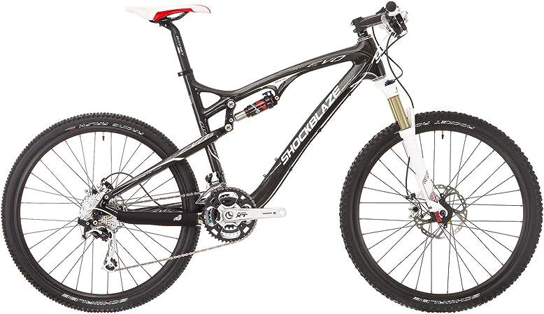Shockblaze Concept EVO Race - Bicicleta de montaña de 26 ...