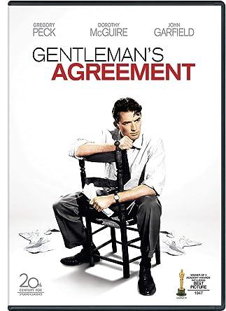 Amazon Gentlemans Agreement Gregory Peck Dorothy Mcguire