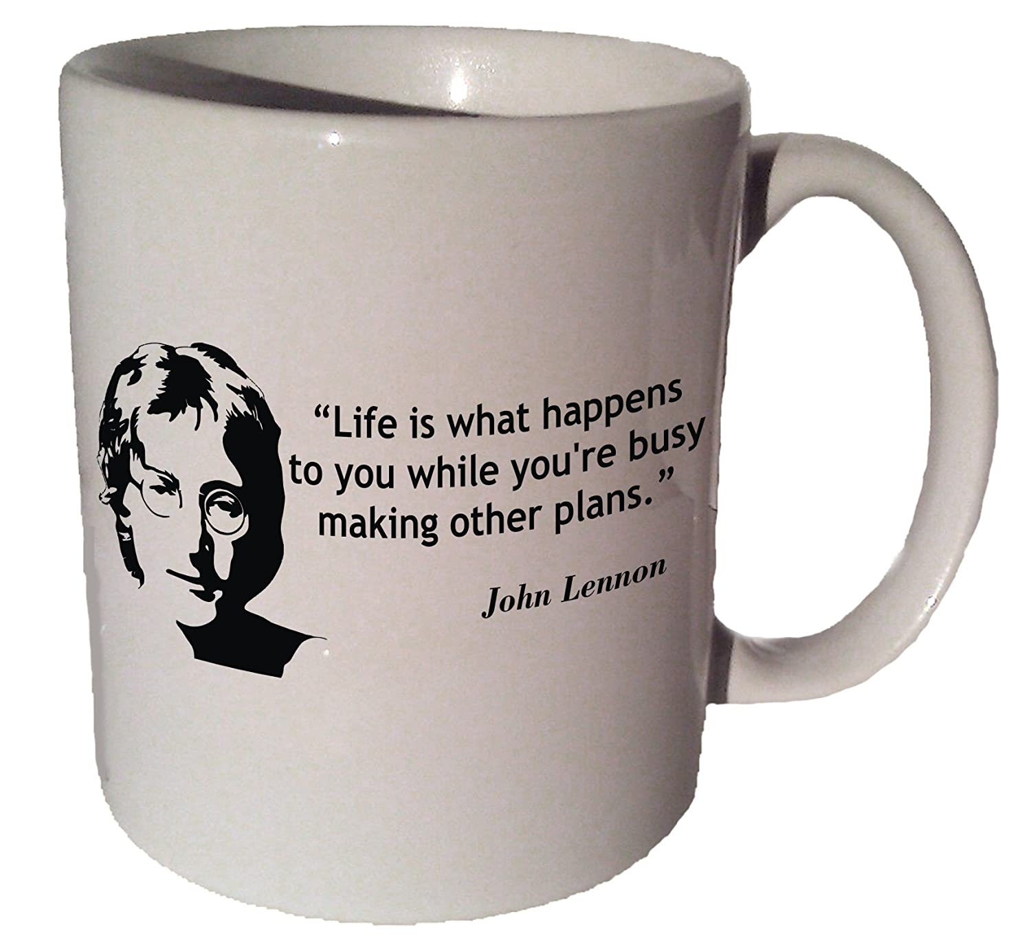 Amazon John Lennon Life Is What Happens To You While Youre