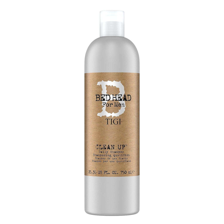 best clean up shampoo for men tigi