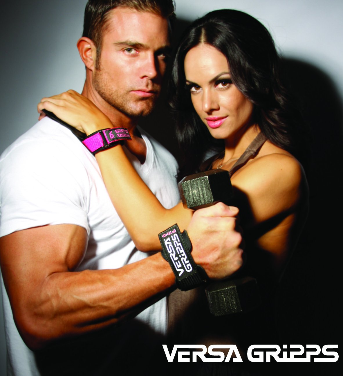 Versa Gripps PRO Authentic. The Best Training Accessory in the World. MADE IN THE USA (XS-Black)