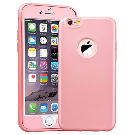 custodia iphone 6 gomma