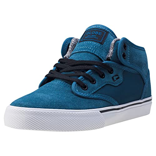 Globe - Zapatillas para niño, Color Azul, Talla 37 EU: Amazon.es: Zapatos y complementos