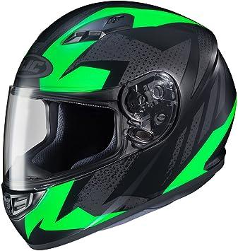 Amazon.es: HJC Helmets Casco csr3 treague mc4 F motocicleta full-face-helmet
