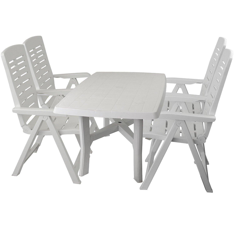 5 piezas. Resistente a la intemperie jardín muebles de ...